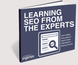 SEO eBook by Ingenex Digital Marketing